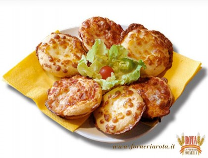 Mini Pizza Marcherita