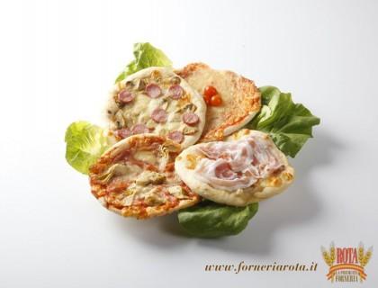 Pizze Midi Margherita e Farcite